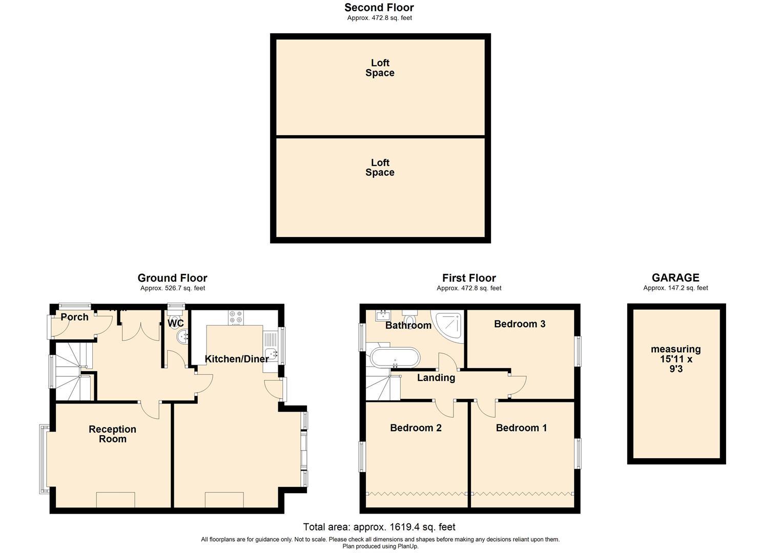 3 Bedroom Semi-detached House For Sale - 4 Parkside Avenue, Chorley.JPG